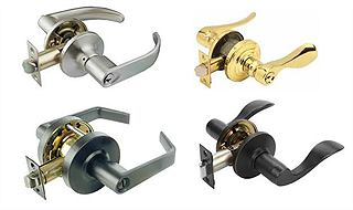 lever lock security products