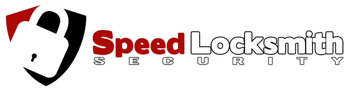Speed Locksmith Logo