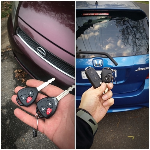 Auto locksmith rochester