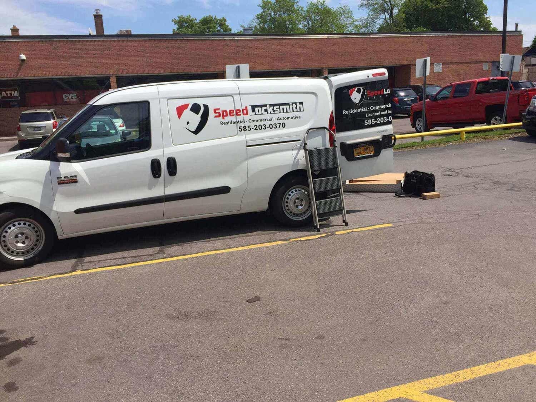 Speed locksmith services in Rochester New York