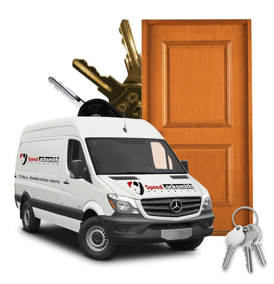 car lock out locksmith services in rochester ny